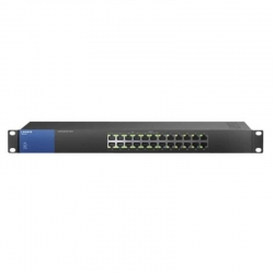 Switch Linksys LGS124P 24P 12P Poe Gigabit Capa 2
