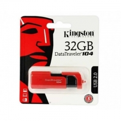 Memoria USB Kingston KC-U1Z32-6SR 32Gb USB 2.0