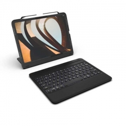 Estuche Zagg Rugged Book Go Teclado Folio iPad Pro