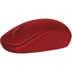 Mouse Dell WM126 Óptico Wireless 3 Botones Rojo