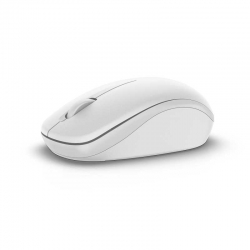 Mouse Dell WM126 Óptico Wireless 3 Botones Blanco