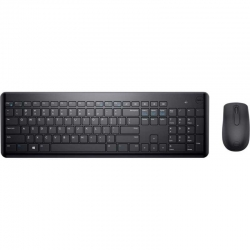 Combo Teclado Mouse Dell KM117 Inalámbrico Esp
