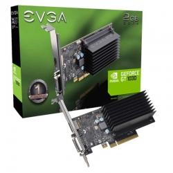 Tarjeta Gráfica EVGA GT1030 2GB SDDR4 DVI HDMI LP