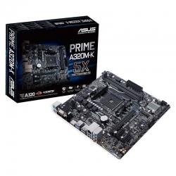 Procesador AMD ASUS A320Mk AM4 DDR4 PCIe HDMI