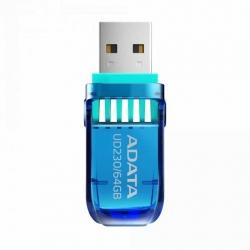Memoria USB Adata UD230-32G-RBL 32GB USB 2.0 Azul