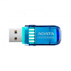 Memoria USB Adata UD230-64G-RBL 64GB USB 2.0 Azul