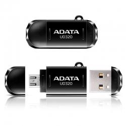 Memoria USB Adata AUD320-16G-RBK 16GB USB 2.0