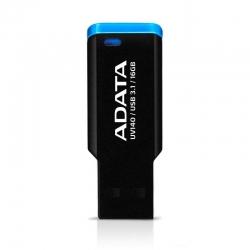 Memoria USB Adata AUV140-64G-RBE 64GB USB Azul