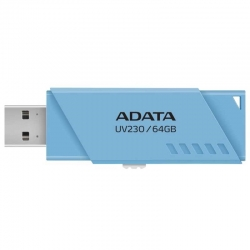 Memoria Adata AUV230-64G-RBL 64GB USB 2.0 Azul