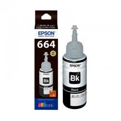 Botella de Tinta Epson T664120-AL Original Negra
