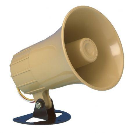 Sirena Honeywell 2 tonos 6-12VDC - 15 watt