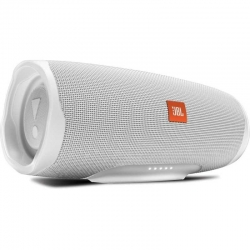 Parlante Inlámbrico JBL Charge 4 Bluetooth Blanco