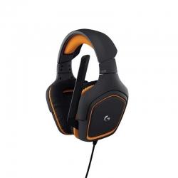 Headset Gaming Logitech G231 3.5mm 32Ohms 90Db