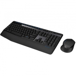 Combo Teclado Mouse Logitech Mk345 Inalámbrico