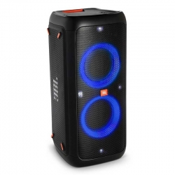 Parlante JBL Party Box 200 Bluetooth Negro LED
