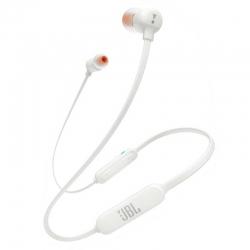 Audifonos JBL Tune 100BT Bluetooth 6 Horas Blanco