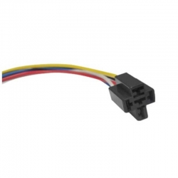 Cable ESS B005 Para Relay 5 Lineas De Automovil