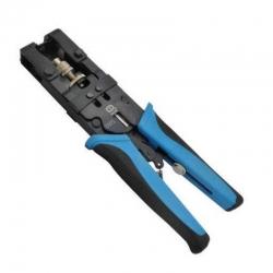 Crimpeadora TOP SECURITY herramienta para Coaxial