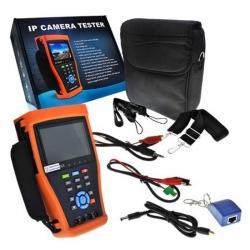 Tester ESS Para CCTV 4.3' 800x600 Táctil ONVIF PoE