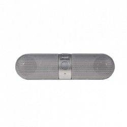 Parlante Portátil Billboard BB783 Bluetooth Plata