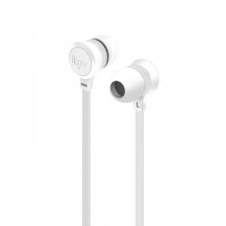 Audífonos iLuv Neon Sound Stéreo Blanco 3.5mm