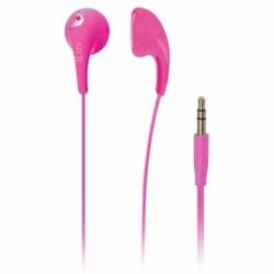 Audífonos iLuv IEP205PNK Bubble Gum 2 Rosado 3.5mm