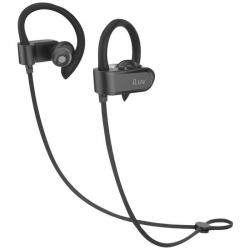 Audífonos iLuv Fitactive Jet 2 Bluetooth Negros