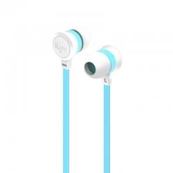 Audífonos iLuv Neon Sound Stéreo Azules 3.5mm