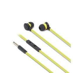 Audífonos iLuv Neon Sound High P Verdes 3.5mm