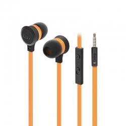 Audífonos iLuv Neon Sound High P Naranja 3.5mm