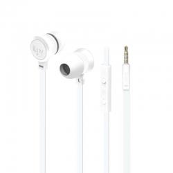Audífonos iLuv Neon Sound High P Blanco 3.5mm