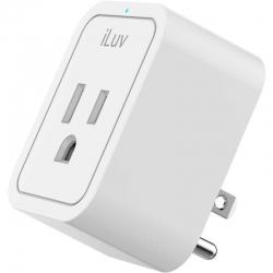 Enchufe Inteligente iLuv Smart Plug Wi-Fi 1875W