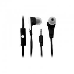 Audífonos Duracell LE2159 Estéreo 3.5mm Negros