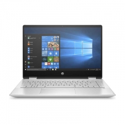 Laptop HP Pavilion X360 Conv Core I5 4GB 1TB Plata