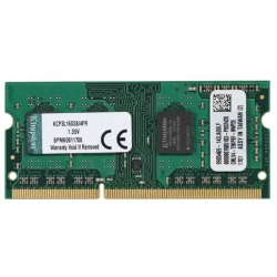 RAM Kingston KCP3L16SS8/4 DDR3 4GB 1600MHz 1.35V