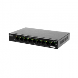 Switch Rack Nexxt Vertex900+ 9P MegaE PoE 58W