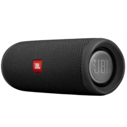 Parlante JBL Flip 5 Bluetooth 20W IPX7 12H Negro