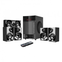 Sistema De Altavoces Klip Xtreme KWS-750 115W
