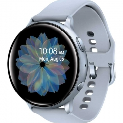 Reloj Smart Samsung Watch Active 2 BLT 44mm Plata