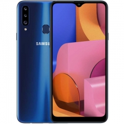 Celular Samsung Galaxy A20S 3GB 32GB 13MP Azul