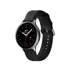 Reloj Smart Samsung Watch Active 2 BLT Plata Cuero