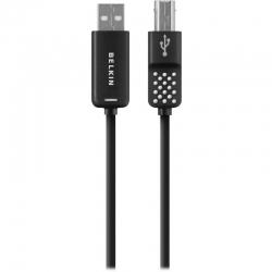 Cable USB Belkin F2CU004BT11 USB-B a USB-A 2.0 3m