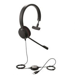 Headset Jabra Evolve 20 Monoaural USB 2.0 95cm