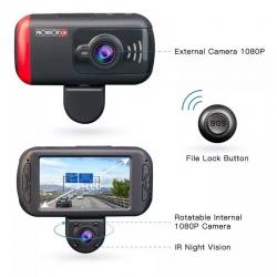 Cámara Provision PR-2500CDV para Vehículo 1080p