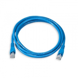 Patch Cord Genérico CQN6-01F01B Cat6 30cm Azul