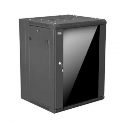 Gabinete Pared Iflux FD-WM-B-18W6D6 18U Abatible