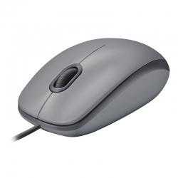 Mouse Logitech 910-005494 M110 3 botones USB Gris