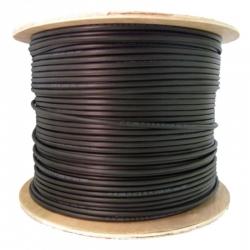 Cable UTP Teklink CAT5e Exterior 305m Forro Negro