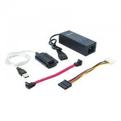 Adaptador Steren COM USB a SATA para Disco Duro