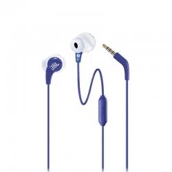 Audífonos alámbricos JBL Endurance Run 3.5mm Azul